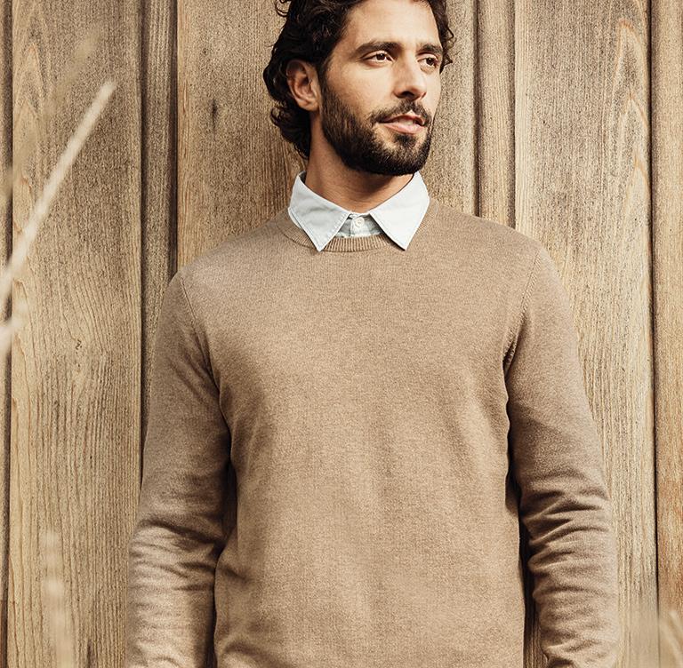 Chemises et pulls ecoresponsables